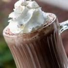 Creamy Hot Cocoa - The kids will love this homemade, creamy hot chocolate recipe using unsweetened cocoa, white sugar, and milk.