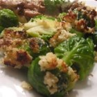 Breaded Brussels Sprouts - This is an excellent recipe that is very simple to prepare.
