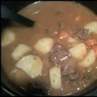 Bison Stew - This is a great tasting and easy stew using bison meat.