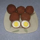 Scotch Eggs - A delicious and easy Christmas Eve recipe for your family.