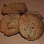 Persimmon Cookies IV - These homemade persimmon cookies taste great and are easy to make.