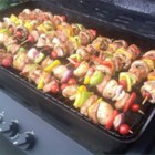 Grilled Beef Skewers and Kabobs