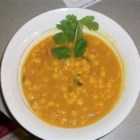 Photo of: Yellow Dhal - Sweet Potato Soup - Recipe of the Day