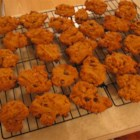 Egg Free Chocolate Chip Pumpkin Cookies - This is a wonderful recipe when there are no eggs in the house and you have to make cookies.  They are a very moist cookie and freeze well.
