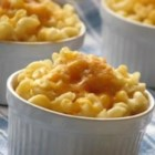 Baked Mac and Cheese for One - This creamy macaroni and cheese makes a speedy, tasty, and filling meal for one.