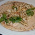 Tilapia Pitas - Tilapia Pita - say it ten times real fast. A delightful light meal. Excellent for weekend afternoon gatherings, and aesthetically pleasing, too! Feel free to experiment with the seasonings and sauce ingredients to match your personal tastes.