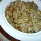 Apple Stuffing and Dressing
