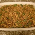 Green Bean Casserole I - A classic tradition for Thanksgiving day. Originally submitted to ThanksgivingRecipe.com.