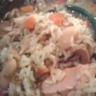 Turkey Bone Soup