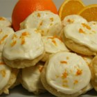 Orange Drop Cookies II - These are from my Russian heritage and we use them for a Christmas treat.