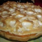 Grandaddy's Sweet Potato Meringue Pie