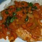 Photo of: Coconut Curry Chicken - Recipe of the Day