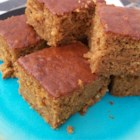 Pumpkin Squares - These are good any time of year. They are excellent frosted with cream cheese icing.