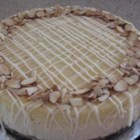 Amaretto Cheesecake I - This recipe uses amaretto liqueur. It's a creamy cheesecake with a light almond flavor.