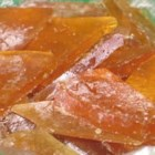 Hard Candy - An easy recipe for hard candy. The hardest part is waiting for the sugar to reach the proper temperature. Be patient and use a candy thermometer for perfect candy. This recipe can easily be adjusted by using different flavored extracts and food colorings.