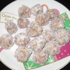 Christmas Casserole Cookies I - This is a good way to use up leftover ingredients from Christmas baking. The amounts of dates, nuts and coconut can be varied - just use a total of 3 cups.