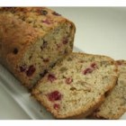 Cranberry Nut Bread II - This is a fast, festive bread for the Thanksgiving or Christmas holiday dinner table. Tart, fragrant and filled with nuts!