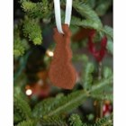 Scented Applesauce-Cinnamon Ornaments