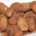 Potato Candy - The potatoes in this recipe provide starch and don't add flavor. You won't even know there are potatoes in it. You will only taste a sweet confection. When adding the confectioners' sugar and peanut butter, be aware that the amounts are approximate. You may add more or less, depending on your tastes.
