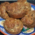 Bran Muffins with Coffee - A complete breakfast all in one muffin. Coffee and bran are a winning combination!