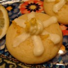 Lemonade Cookies - Lemonade concentrate makes these simple cookies a tart treat!
