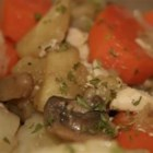 Easy Chicken Stew with Apple Recipe