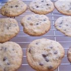 Derby Day Chocolate Chip Cookies - A soft, buttery cookie with a taste reminiscent of a certain famous Derby Day pie. Lots of pecans and chocolate chips!