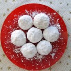 Russian Tea Cakes III - Lovely little cookies that are perfect for formal parties.