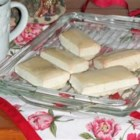 Anise Cookies (Springerle) - This is a 100 year old recipe from Germany. I use it every Christmas. Its traditionally served with black coffee to dunk the cookie in. I prefer to eat them when they are still warm as the lemon flavor and the anise is a wonderful combination and the lemon is stronger at that time.