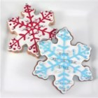 Royal Icing II - Meringue powder and confectioners' sugar are the base of this icing.