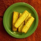Mary Mazzie's Anise Cookies - These cookies resemble biscotti, but are more tender, light & excellent with coffee.