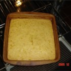 Corn Casserole III - This mixture of creamed corn, corn niblets, sour cream, butter and muffin mix makes a suitable side dish for meat or poultry.