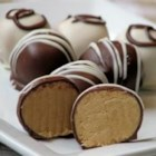Peanut Butter Balls IV - My family makes these every Christmas, they're one of our favorites.  The maple flavoring is the key ingredient!