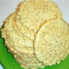 Pizzelles IV - You will need a pizzelle iron to make these traditional Italian cookies.