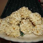 Old Time Popcorn Balls - A favorite treat, very popular with my family, hope it's just as popular with yours.