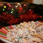 White Chocolate Party Mix - This is that old party standby that people just love to munch on.