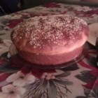 Vasilopita - This is our family's New Year's cake.  A coin is baked in the cake, and the person who finds the coin in their slice is has good luck for the year; they also get a prize.