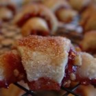 Raspberry and Apricot Rugelach - A yummy and extra fruity version of this traditional cookie.