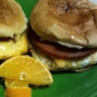 Hot Ham 'n' Egg Sandwiches - Hard-cooked eggs and chopped ham take center stage in these warm sandwiches from Barbara Adams. 'I have relied on this rapid recipe since my mother-in-law shared it with me,' says the North Andover, Massachusetts reader. 'It fits my busy schedule perfectly.'