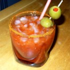 The Ultimate Shaken Bloody Mary - This recipe is restaurant quality. You will not be disappointed!