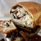 Cinnamon Raisin Bread I - Raisin bread the way it is meant to be -rolled around the sweetened cinnamon butter so that the spice ribbons throughout the loaf. This generous recipe will give you three lovely loaves.