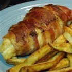 Chelsea's Bacon Roast Chicken