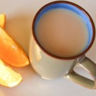 Hot Chai Latte - A delicious, warm, old-fashioned style Chai Tea. With yummy spices, and authentic flavors, it's bound to be a hit with the whole family!