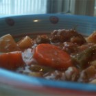 Photo of: Cozy Cottage Beef Stew Soup - Recipe of the Day
