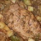 High-Fiber Pork Main Dishes