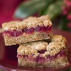 Cranberry Bars - A yummy bar that is tart and sweet at the same time. Easy to put together and your home will smell wonderful while they're baking!