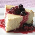 Donna's Famous Cheesecake - Vanilla cheesecake with a graham cracker crust.  Best served after overnight refrigeration.