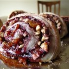 Raspberry and Apricot Rugelach