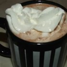 Mayan Hot Chocolate - Cayenne pepper and cinnamon are added to instant hot chocolate mix to make this Mayan-style hot chocolate.