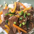 Chinese Beef Main Dishes